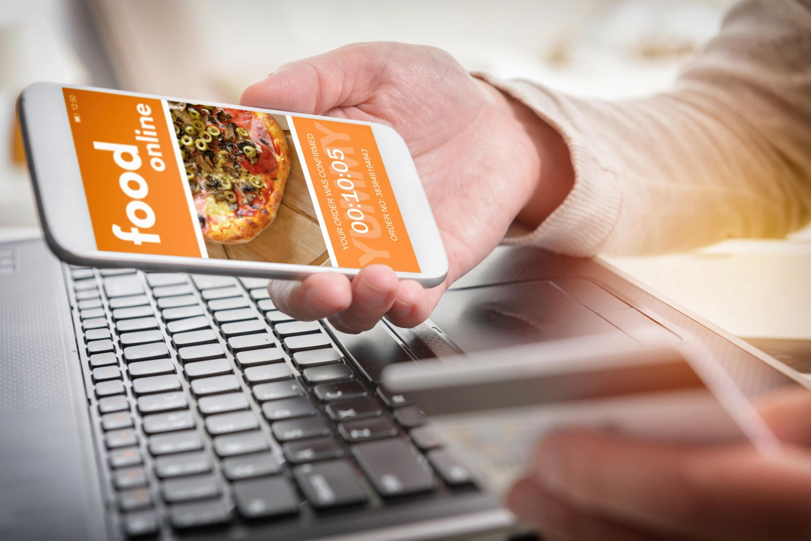 Which mobile food ordering apps you can use in Turkey 2020?