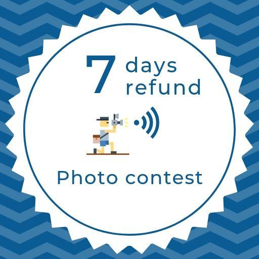 Join our Contest and Win 7 Days Refund!