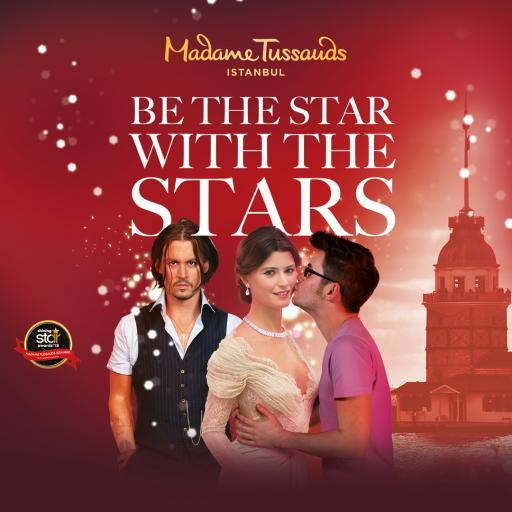 Meet the celebrities in Madame Tussauds, pay 25% less!