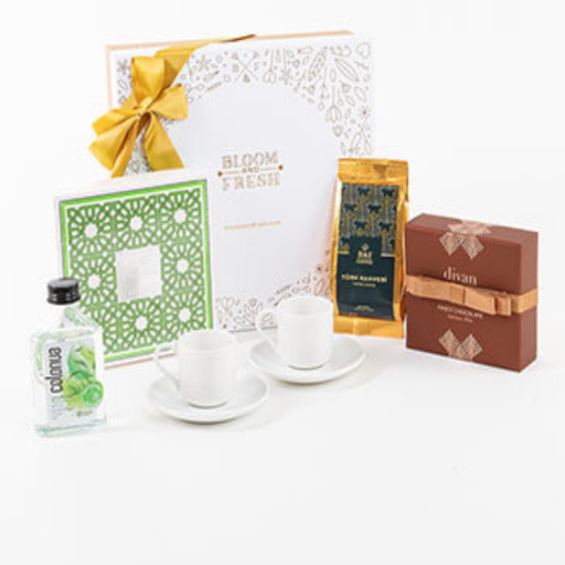 Turkish Delight & Coffee: The Perfect Turkish Pack